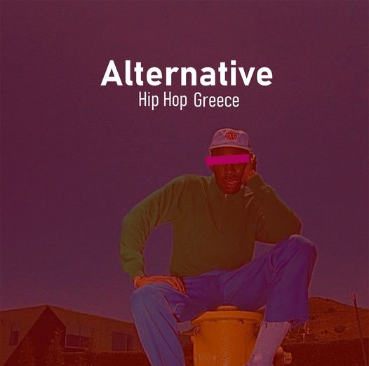 alternative hip hop playlist cover